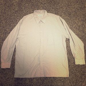 Vintage Pierre Cardin Button Down Men's Shirt